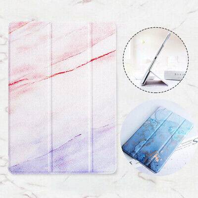 £5.88 • Buy Ultra Slim Marble Smart Magnetic Case Cover For New IPad Air 3 2 Mini 4 New Pro
