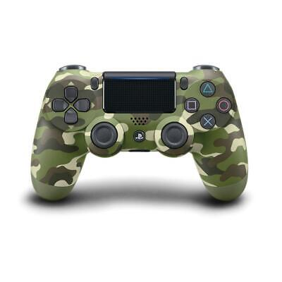 AU122 • Buy Official Genuine PS4 PlayStation DualShock 4 Wireless Controller V2 Green Camo