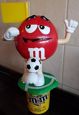 $25.04 • Buy RARE & COMPLETE M&M's Football Figure Dispenser - Collectible - EXCELLENT...