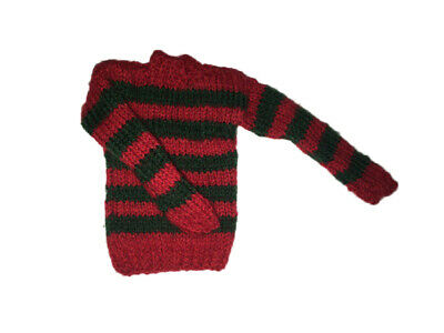 Freddy Krueger Custom 1/6 Sweater (With Stripes On The Sleeves) • 27.03£