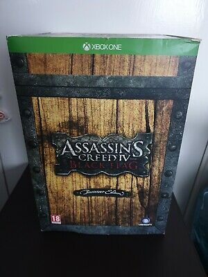 Assassins Creed Black Flag Collectors Edition Xbox One NEW • 70£
