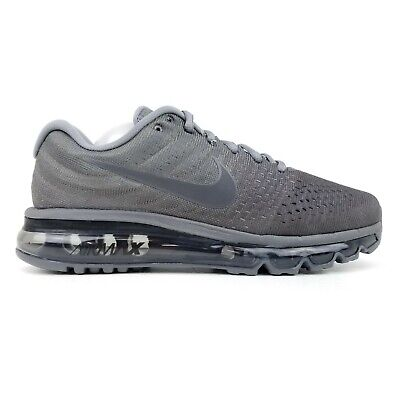 Nike Air Max 2017 Men's Running Shoes Anthracite Dark Grey 849559 008 Sizes 6-12 • 103$