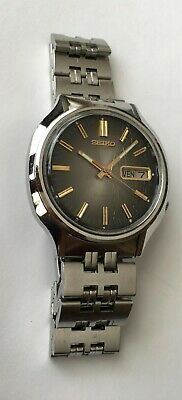 $ CDN150 • Buy Vintage Seiko Automatic Watch 7009-8119 Water Resistant 17 Jewels 7009A Steel