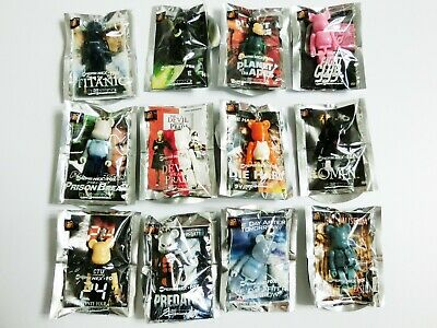 $60 • Buy Pepsi Fox Bearbrick Strap Figure All 12 Complete Set F/S Japan
