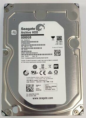 """View Details Seagate Archive Hard Drive 8TB Internal 5900 RPM 3.5"""" (ST8000AS0002) • 139.99£"""