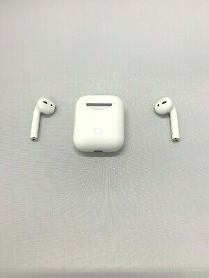 $ CDN37.58 • Buy Apple AirPods Wireless Earbuds White Choose Right / Left / Charging Case Only