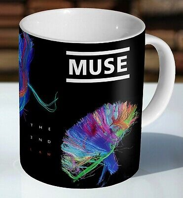 £7.85 • Buy Muse 2nd Law Cover Ceramic Coffee Mug - Cup