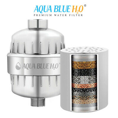 AU83 • Buy SF650WF High Output Shower Filter With 12-Stage Cartridge