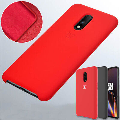 AU6.79 • Buy Original Liquid Silicone Back Case Shockproof Cover For OnePlus 7T Pro 6T 6 5T 5