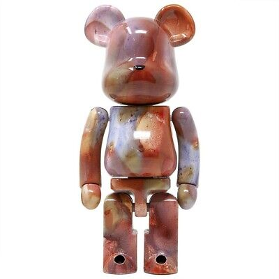 $240 • Buy Medicom BE@RBRICK Super Alloyed Pushead 200% Bearbrick Figure