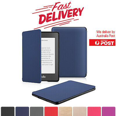 AU16.99 • Buy Leather Case Cover For Amazon All New Waterproof Kindle Paperwhite PQ94WIF 2019