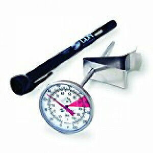 $10.77 • Buy CDN IRB220-F ProAccurate Insta-Read NSF Beverage And Frothing Thermometer 5-inc