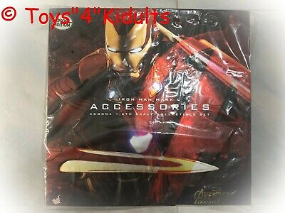 AU437.49 • Buy Hot Toys ACS 004 Avengers Infinity War Iron Man Mark L 50 Accessories (Special)