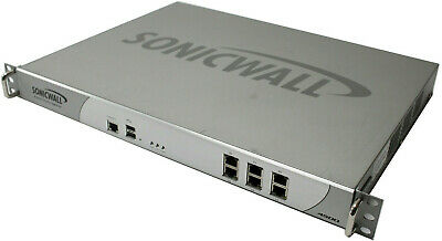 $62 • Buy Sonicwall NSA 4500 Network Security Appliance 1RK21-072 C-11167