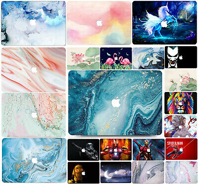 $19.56 • Buy Marble Hard Shell Case Cover & Keyboard Cover For Apple Mac Book Air Macbook Pro