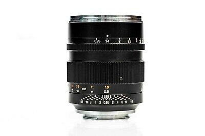 $ CDN1030.56 • Buy NEW Zhongyi Mitakon Speedmaster 50mm F/0.95 Mark III Sony FE A7III A7R3 A7S3 A7