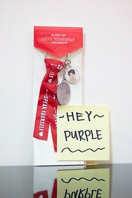 $24.99 • Buy BTS Love Yourself Speak Yourself OFFICIAL Keyring Keychain RM NAMJOON