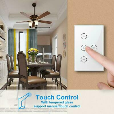 fan light switch timer