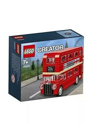 $ CDN30.61 • Buy LEGO Creator Double Decker London Bus 40220