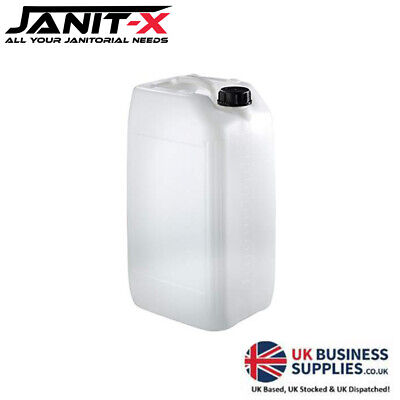 25L Litre 25Ltr Container Jerry Can Tank Bottle Water, Fuel, Food Grade.BPA FREE • 15.98£