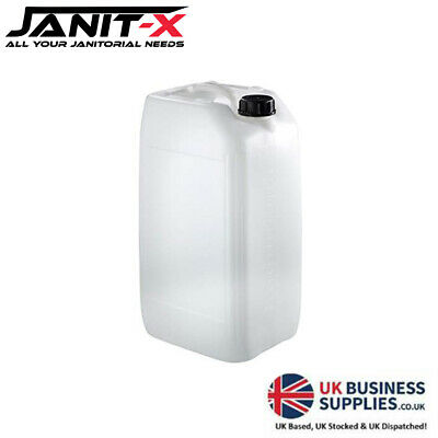 £9.74 • Buy 25L Litre Container Jerry Can Tank Bottle Water, Fuel, Food Grade. BPA FREE