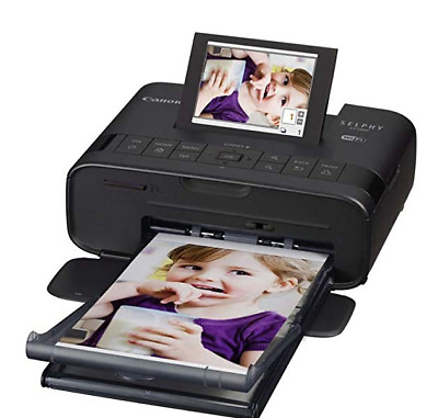 View Details Canon SELPHY CP1300 Wireless Compact Photo Printer With AirPrint And Mopria Devi • 79.00$
