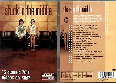 Stuck In The Middle (DVD, 2005) • 14.99£