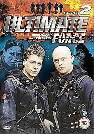 Ultimate Force - Series 2 (DVD, 2005) • 3£