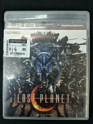 AU19.95 • Buy Lost Planet 2 (Japanese) - Playstation 3 Like New