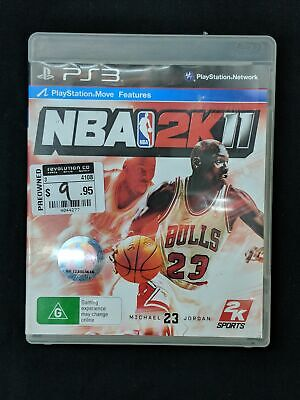 AU14.95 • Buy Nba 2K11 - Playstation 3 Like New