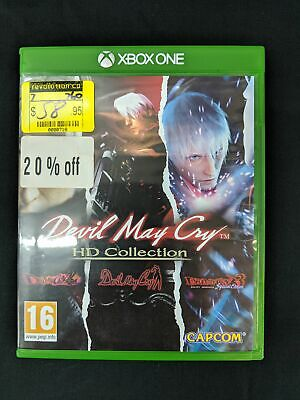 AU63.95 • Buy Devil May Cry Hd Collection - X Box One New (C)