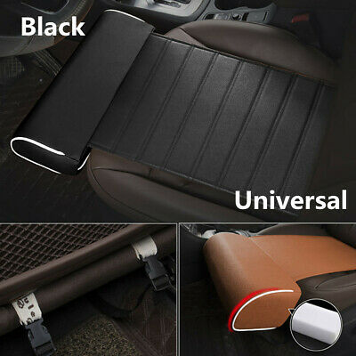 $ CDN29.79 • Buy Wear-resistant Leather Car Seat Pad Memory Foam Pillow Thigh Rest Support Pad
