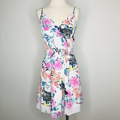 096c74dccef7 YUMI KIM Anthropologie Small Floral Spaghetti Strap Floral Pockets Cocktail  • 40.00$