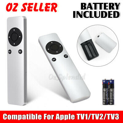 AU9.25 • Buy Upgraded Replacement Universal Infrared Remote Control For Apple TV1/TV2/TV3 AU