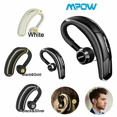 Mpow Bluetooth Wireless Headphones Headsets Stereo Handsfree For IPhone Samsumg • 16.14£