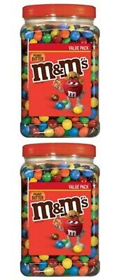 $36.89 • Buy M&M'S Peanut Butter Chocolate Candy (55 Oz.) 2 Ct