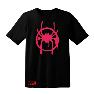 Marvel SpiderMan Into The Spider-Verse Miles Morales Costume Mens T-Shirt  • 12.99£