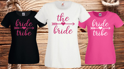 Hen Night T Shirts Hen Do Party Bride T-Shirt Custom Ladies Personalised Printed • 6.95£