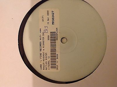 Random Movement & Mixmaster Doc- Rattled System/ Big Changes 12  Vinyl D&B WL • 8£