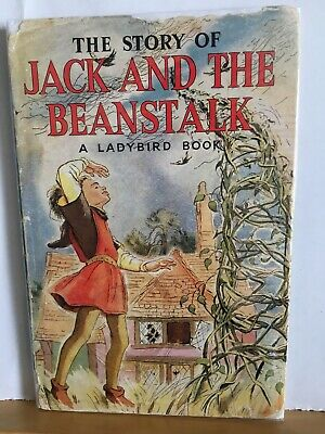 The Story Of Jack And The Beanstalk, Muriel Levy, Ladybird Book  In Jacket • 15£