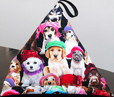 AU17.99 • Buy DOG PUPPY Lap Rest Pillow Holder Stand Cushion Beanbag Phone IPad Kindle Tablet