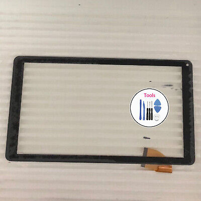 £8.67 • Buy For Polaroid 10.1'' P1003 Touch Screen Digitizer Tablet Replacement Free Toolkit