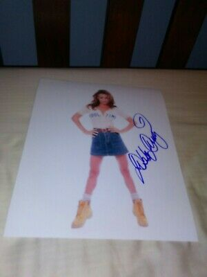 $ CDN30.45 • Buy Debbe Dunning  Signed Sexy 8x10 Photo Home Improvement Tool Time Model