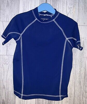 £3 • Buy Boys Age 3-4 Years - Sun Protection Top From Lands End Kids