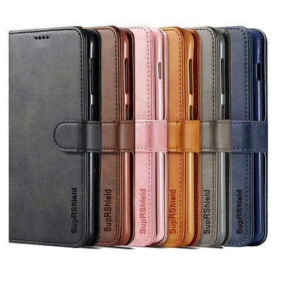AU8.99 • Buy For Samsung Galaxy S20 FE Note 20 Ultra S10 Plus Flip Wallet Case Leather Cover