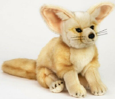 National Geographic Fennec Fox [24cm] Soft Plush Stuffed Animal Toy NEW • 22.03£