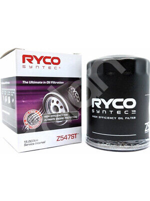 AU30 • Buy Ryco Syntec Oil Filter FOR NISSAN MAXIMA A32 (Z547ST)