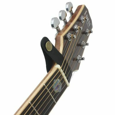 $ CDN16.08 • Buy Guitar Leather Strap Holder Button Lock For Acoustic Electric Classic Guitars