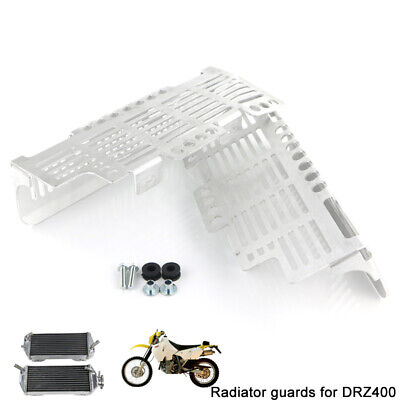 $56.99 • Buy Radiator Cover Guard Protector Fit For Suzuki DRZ400 DRZ400S DRZ400E DRZ400SM