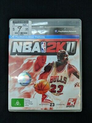 AU14.95 • Buy Nba 2K11 Playstation 3 Like New
